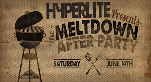 2014 Meltdown After Party, BBQ & Campout