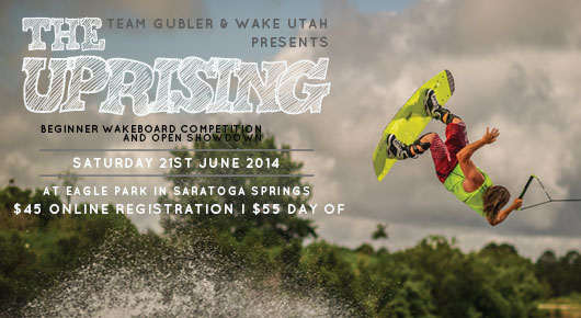 2014 Uprising Beginner Wakeboard Competition