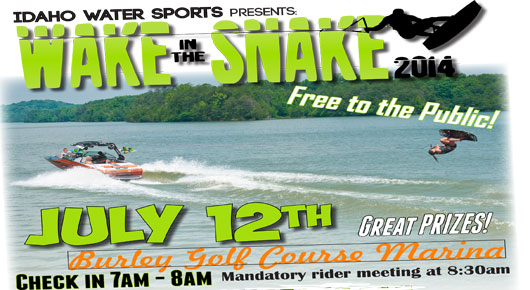 Wake in The Snake 2014