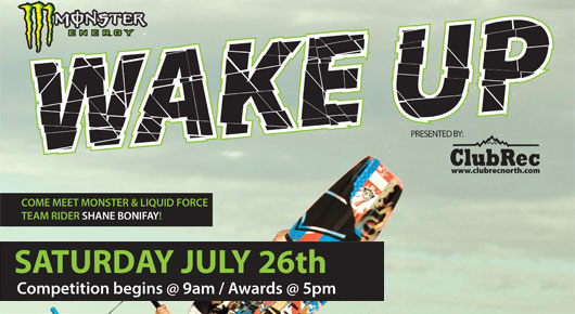 2014 Monster Wake Up